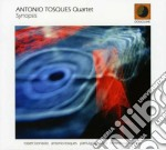 Antonio Tosques Quartet - Synopsis cd musicale di TOSQUES ANTONIO QUAR