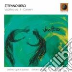 Stefano Risso - Vocifero Vol.1 Canzoni cd musicale di Risso Stefano