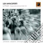 Lisa Manosperti - La Foule cd musicale di Manosperti Lisa