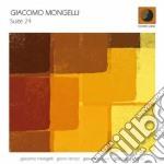 Giacomo Mongelli - Suite 24 cd musicale di MONGELLI GIACOMO