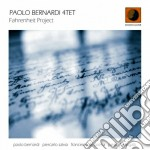 Fahrenheit project cd musicale di Paolo bernardi 4tet