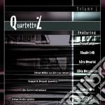 Quartetto Z - Volume 1 cd musicale di Z Quartetto