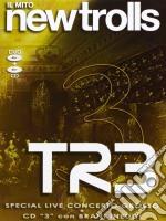 TR3 - SPECIALE LIVE + 3 INEDITI (CD + DVD) cd musicale di NEW TROLLS