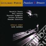 PASSION & REASON cd musicale di PERIN GIULIANO