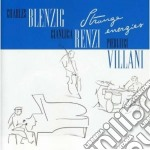 Blenzig / Renzi / Villani - Strange Energies cd musicale di BLENZIG/RENZI/VILLAN