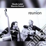 Reunion cd musicale di Lodati/mauri Claudio