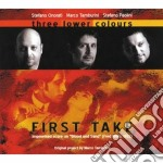 S. Onorati / M. Tamburini / S. Paolini - First Take cd musicale di S.onorati/m.tamburin