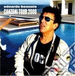 Edoardo Bennato - Canzoni Tour 2008 cd musicale di Edoardo Bennato