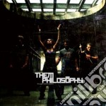 Them Philosophy - Thought Before Action cd musicale di Philosophy Them