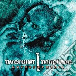 Overunit Machine - Antropophobia cd musicale di Machine Overunit