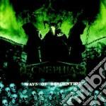 Ecnephias - Ways Of Descention cd musicale di ECNEPHIAS