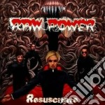 Resuscitate cd musicale di Power Raw