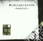 Midnightstorm - Downfall cd musicale di Midnightstorm