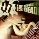 The revolution is dead! cd musicale di Blutmond