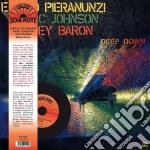 (LP VINILE) Deep down lp vinile di Pieranunzi/johnson/b