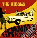 Bidons - Granma Killer!!! cd musicale di Bidons