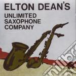 Elton Dean's Unlimit - Elton Dean's Unlimited Saxophone Company cd musicale di Elton dean's unlimit