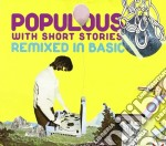 Populous - Remixed In Basic cd musicale di POPULOUS