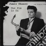 (LP VINILE) The fix is in lp vinile di James Chance