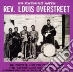(LP VINILE) At st. luke's powerhouse church of god i lp vinile di REV. LOUIS OVERSTREE