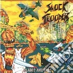 Shock Troopers - Blades And Rods cd musicale di Troopers Shock