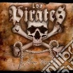 Los Pirates - Heavy Piracy cd musicale di Pirates Los