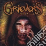 Grievers - Reflecting Evil cd musicale di Grievers