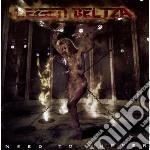 Need to suffer cd musicale di Beltza Legen