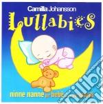 Camilla Johansson - Lullabies cd musicale di Camilla Johansson