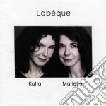 The new cd box cd musicale di Marie Labeque katia