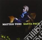 Santa pace cd musicale di Matteo Toni