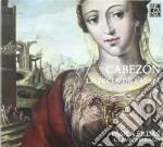 Antonio De Cabezon - La Tastiera Dell'anima cd musicale di Pablo Erdas