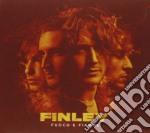 Finley - Fuoco E Fiamme cd musicale di Finley