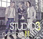 Studio 3 - Capitolo Ii cd musicale di Studio 3
