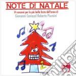 Note di natale cd musicale di Caviziel/piumini