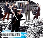 Etnia Supersantos - L'abominevole Uomo D cd musicale di Supersantos Etnia