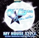 My house style cd musicale di Orchestra Re-light