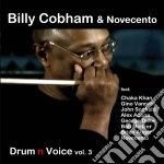 (LP VINILE) DRUM N VOICE VOL. 3                       lp vinile di Billy cobham (lp)