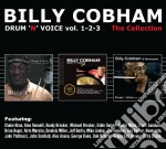 Drum'n'voice vol.1-2-3 cd musicale di Billy cobham (3 cd)