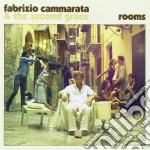 Fabrizio Cammarata / The Second Grace - Rooms cd musicale di Cammarata fabrizio &