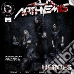 HEROES                                    cd musicale di ARTHEMIS