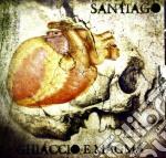 Santiago - Ghiaccio E Magma cd musicale di Santiago