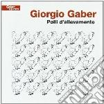 Gaber Giorgio - Polli D'allevamento cd musicale di Giorgio Gaber