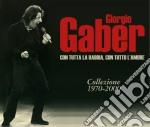 Con tutta la rabbia con tutto l'amore cd musicale di Giorgio Gaber