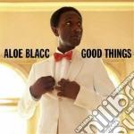 Aloe Blacc - Good Things cd musicale di Aloe Blacc