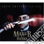 Invidia (gold edition) cd musicale di MAXI-B