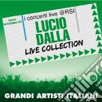 Concerto live rsi (cd+dvd) cd musicale di Lucio Dalla