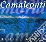 MUSICA E MEMORIA cd musicale di CAMALEONTI
