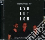 Evolution cd musicale di Mauro ciccozzi trio