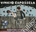 Vinicio Capossela - Rebetiko Gymnastas cd musicale di Vinicio Capossela